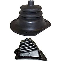 SET-J5752009 Shift Boot - Rubber, Direct Fit, Set of 2