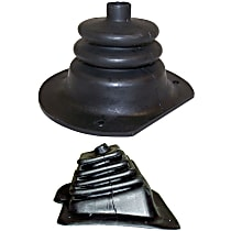 Crown SET-J5752009 Shift Boot - Rubber, Direct Fit, Set of 2