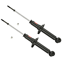 Performance Replacement Rear, Driver and Passenger Side Strut - Set of 2