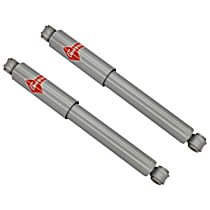Performance Replacement Front, Driver and Passenger Side Shock Absorber - Set of 2