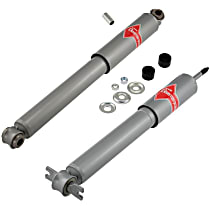 Performance Replacement Front or Rear, Driver and Passenger Side Shock Absorber - Set of 2