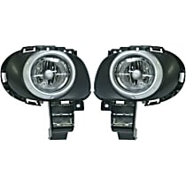 Fog Light - Driver and Passenger Side, Hatchback