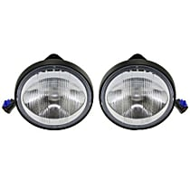 Fog Light - Driver and Passenger Side