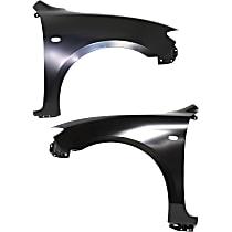 Fender - Front, Driver and Passenger Side, Sedan