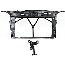 Radiator Support - Assembly and Center Hood Lock Support
