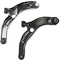 Control Arm - Front, Driver and Passenger Side, Lower, with Ball Joint and Bushing