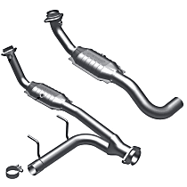 SET-M6693125 Catalytic Converter - 46-State Legal (Cannot ship to CA, CO, NY or ME) - Driver and Passenger side