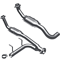 Catalytic Converter - 47-State Legal (Cannot ship to CA, NY or ME) - Driver and Passenger side