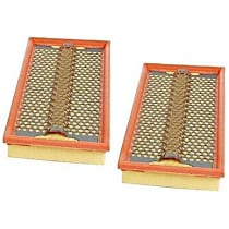 SET-MAHLX348-2 Mahle OE Replacement SET-MAHLX348-2 Air Filter