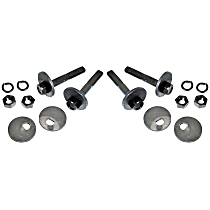SET-MEMK6302-F Camber and Alignment Kit - Bolt, Direct Fit