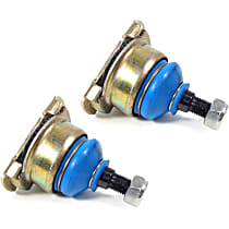 SET-MEMK9916-2 Ball Joint - Front, Driver and Passenger Side, Lower, Outer