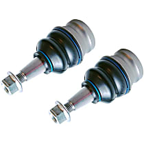 SET-MEMS10530-2 Ball Joint - Front, Driver and Passenger Side, Lower
