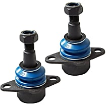 SET-MEMS10547-2 Ball Joint - Front, Driver and Passenger Side, Lower