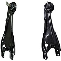 SET-MEMS601039-R Trailing Arm - Black, Bushing, Direct Fit, Set of 2