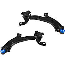 SET-MEMS601041 Control Arm - Front, Driver and Passenger Side, Lower