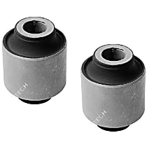 Control Arm Bushing - Rear, Upper and Lower, Set of 2