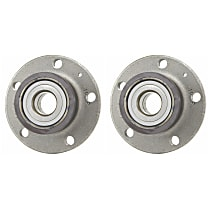 SET-MO512336-2 Rear, Driver and Passenger Side Wheel Hub Bearing included - Set of 2