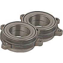 SET-MO512652-2 Rear, Driver and Passenger Side Wheel Hub - Set of 2