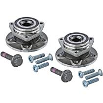 SET-MO513379-2 Wheel Hub Bearing included - Set of 2