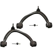 Control Arm - Front, Driver and Passenger Side, Upper, Set of 2