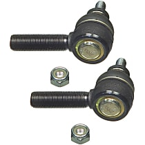 Tie Rod End Front or Rear, Driver and Passenger Side, Outer