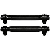 SET-MOES319S-F Tie Rod Adjusting Sleeve - Direct Fit, Set of 2