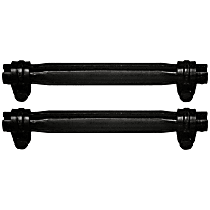 Moog SET-MOES319S-F Tie Rod Adjusting Sleeve - Direct Fit, Set of 2