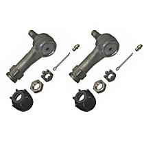 Tie Rod End Front or Rear Driver and Passenger Side, Outer
