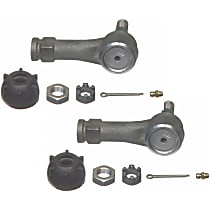 Tie Rod End - Front Driver and Passenger Side, Outer