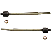 Tie Rod End - Front Driver and Passenger Side, Inner, Set of 2