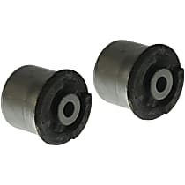 Control Arm Bushing - Set of 2 Front, Driver and Passenger Side, Lower, Frontward Arm