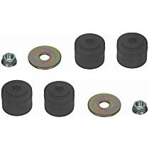 Moog SET-MOK3181-R Sway Bar Link Bushing - Rubber, Direct Fit, Set of 2