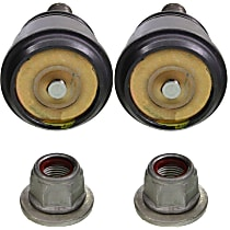Ball Joint - Front, Driver and Passenger Side, Lower, Set of 2
