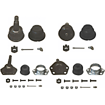 SET-MOK5103-C Ball Joint - Front, Driver and Passenger Side, Upper and Lower