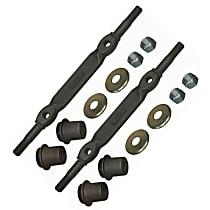 Moog SET-MOK5250 Control Arm Shaft Kit - Direct Fit, Set of 2