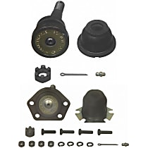 SET-MOK6117T-F Ball Joint - Front, Driver and Passenger Side, Upper and Lower