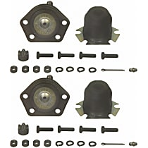 SET-MOK6136 Ball Joint - Front, Driver and Passenger Side, Upper