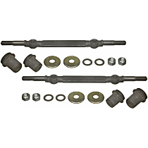 SET-MOK6146-F Control Arm Shaft Kit - Direct Fit, Set of 2