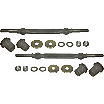 Control Arm Shaft Kit - Direct Fit, Set of 2