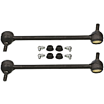 Sway Bar Link Front, Driver and Passenger Side