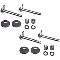 Moog SET-MOK8243A Camber and Alignment Kit - Camber Bolt, Direct Fit