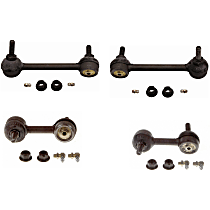Sway Bar Link - Front and Rear, Driver and Passenger Side