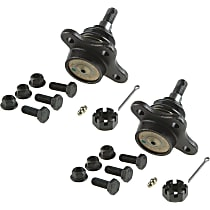 Ball Joint - Front, Driver and Passenger Side, Upper