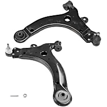 SET-MORK620675-F Control Arm - Front, Driver and Passenger Side, Lower
