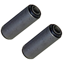 Moog SET-MOSB266 Leaf Spring Bushing - Rubber, Direct Fit, Set of 2