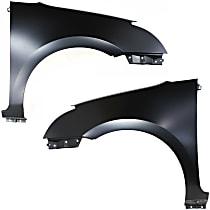 Fender - Front, Driver and Passenger Side, Base/S/SL Models