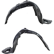 Fender Liner - Front, Driver and Passenger Side