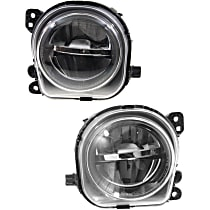 Fog Light Assembly - Driver and Passenger Side, without Night Vision
