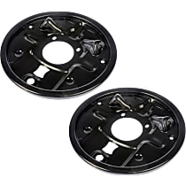 Dorman SET-RB13867-2 Brake Backing Plate - Direct Fit, Set of 2