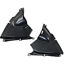 Fender Liner - Front, Driver and Passenger Side, Front Section, without M Sport Package